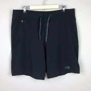 The North Face Mens Size 38 Athletic Shorts Black